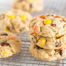 Peanut Butter Lover's Monster Cookies
